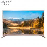 تلویزیون ال ای دی هوشمند بنس مدل BS-5580-US سایز 55 اینچ